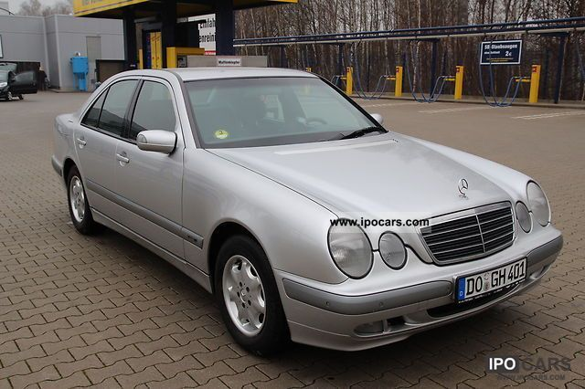 2000 mercedes benz e 220 cdi car photo and specs. Black Bedroom Furniture Sets. Home Design Ideas