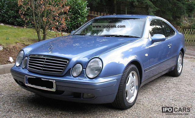1999 mercedes benz clk coupe 320 elegance car photo and specs. Black Bedroom Furniture Sets. Home Design Ideas