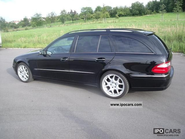 2005 mercedes benz e 280 cdi avantgarde dpf car photo and specs. Black Bedroom Furniture Sets. Home Design Ideas