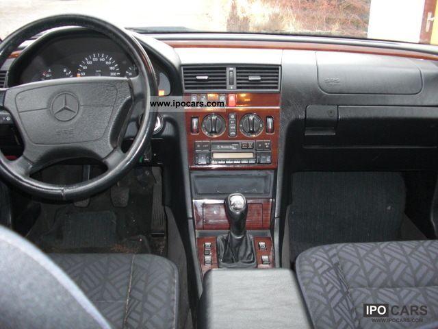 Mercedes Benz C Elegance Lgw on 1994 Mitsubishi Hatchback Engine