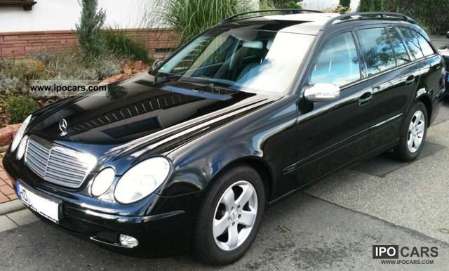 2004 mercedes benz e 220 cdi classic dpf car photo and specs. Black Bedroom Furniture Sets. Home Design Ideas