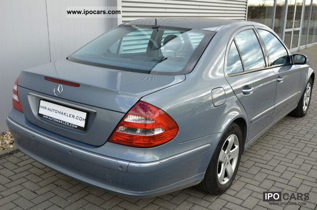2005 mercedes benz e320 4matic avant vollausstattung car for 2005 e320 mercedes benz
