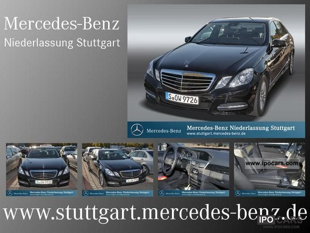 2011 Mercedes-Benz  E 350 CDI Avantgarde BE Xenon Comand Sitzhzg. Limousine Demonstration Vehicle photo