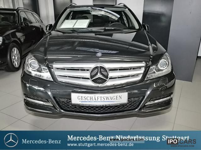 2011 mercedes benz c 200 cgi t blueeff avantgarde navi. Black Bedroom Furniture Sets. Home Design Ideas