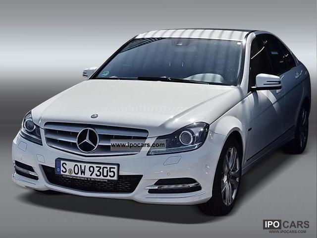 2011 mercedes benz c 180 cgi be avant bixenon parktronic for Mercedes benz parktronic