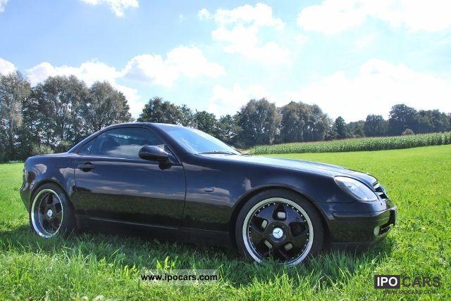 1999 Mercedes Benz Slk 230 Kompressor Cabrio Roadster Used Vehicle Photo