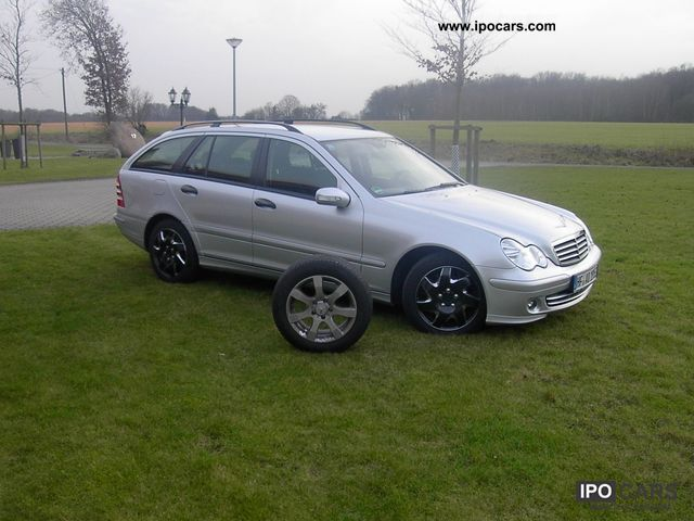 2006 mercedes benz c 220 cdi classic dpf car photo and specs. Black Bedroom Furniture Sets. Home Design Ideas
