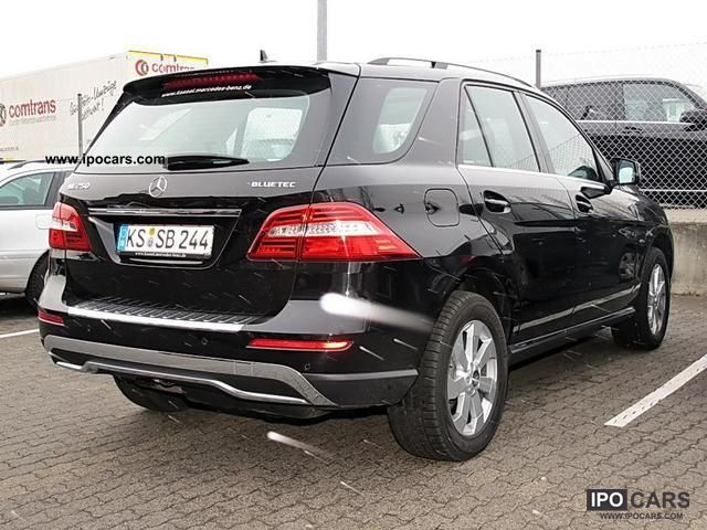 2012 mercedes benz ml 250 bluetec 4 matic comand car for Mercedes benz ml 250 bluetec