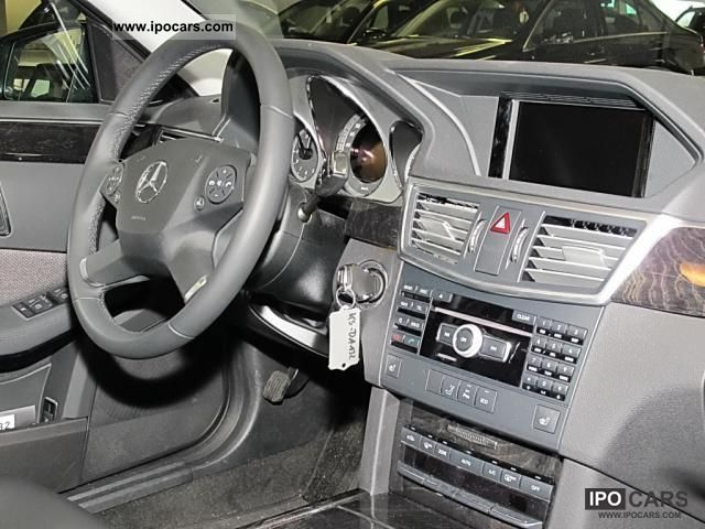 2011 mercedes-benz e 220 cdi avantgarde comand be ils - car photo