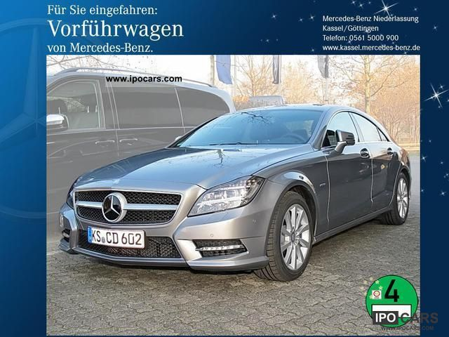 2012 Mercedes-Benz  CLS 350 CDI AMG sports package Comand Airmatic BE Sports car/Coupe Demonstration Vehicle photo