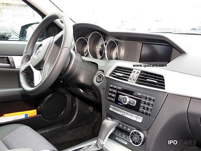 2012 Mercedes Benz C 250 Cdi 4 Matic Avantgarde Comand