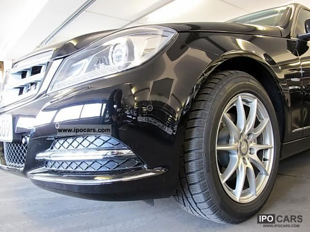 2012 Mercedes Benz C 220 Cdi Navi Start Stop Distronic