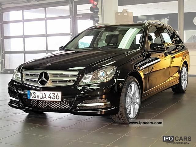 2012 mercedes benz c 200 t cdi avantgarde be eco start. Black Bedroom Furniture Sets. Home Design Ideas