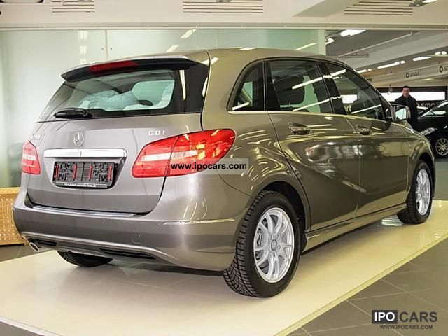 2012 mercedes benz b 200 cdi blueefficiency car photo and specs. Black Bedroom Furniture Sets. Home Design Ideas