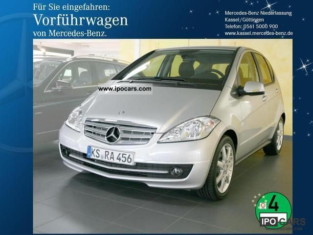 2011 Mercedes-Benz  A 180 BlueEFFICIENCY Sport Package Heated Limousine Demonstration Vehicle photo