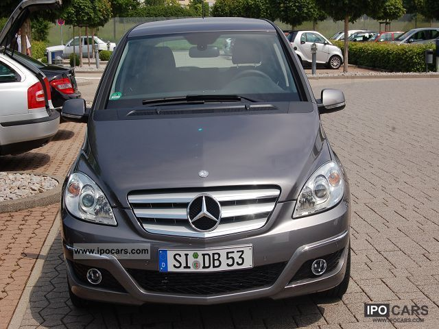 2009 Mercedes-Benz  B 180 CDI DPF Autotronic Van / Minibus Used vehicle photo