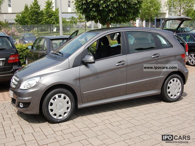 2009 mercedes benz b 180 cdi dpf autotronic car photo and specs. Black Bedroom Furniture Sets. Home Design Ideas