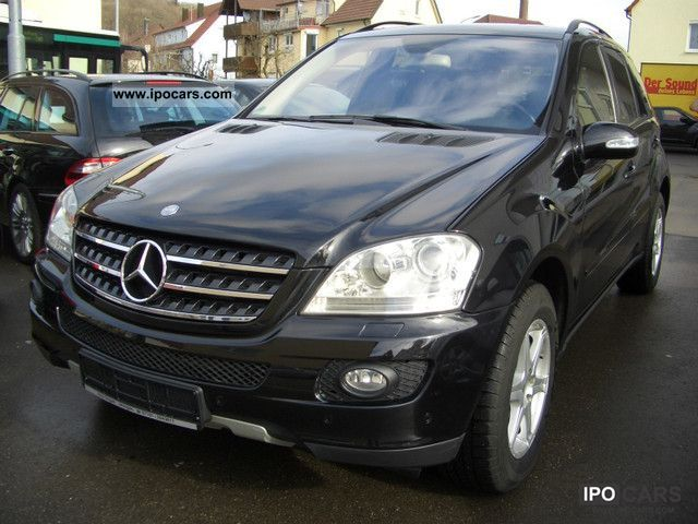 2005 mercedes benz ml 320 cdi 4matic 7g tronic dpf car