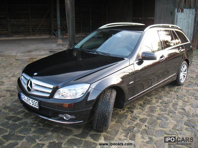 2009 mercedes benz c 220 t cdi avantgarde apc 8 fold over navi auto car photo and specs. Black Bedroom Furniture Sets. Home Design Ideas