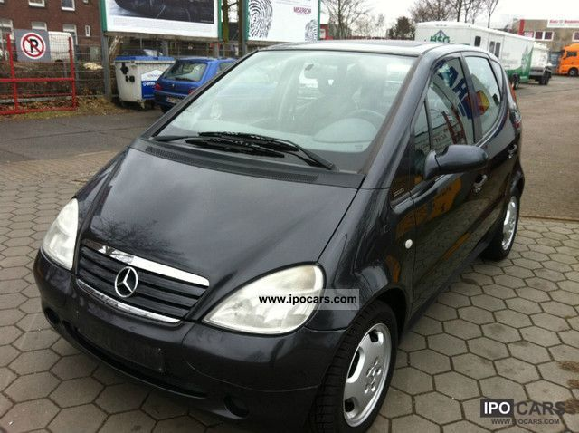 1999 mercedes benz a 170 cdi elegance leather air t v au new sitzh car photo and specs. Black Bedroom Furniture Sets. Home Design Ideas