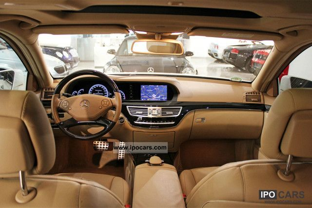 2010 Mercedes Benz S 350 Cdi 4matic Lang Amg Styling