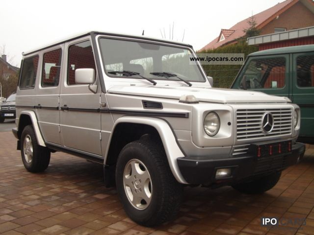 1999 Mercedes Benz G300td 1 Hd Without Trailer Hitch Beautiful Each Service Off Road Vehicle Pickup Truck