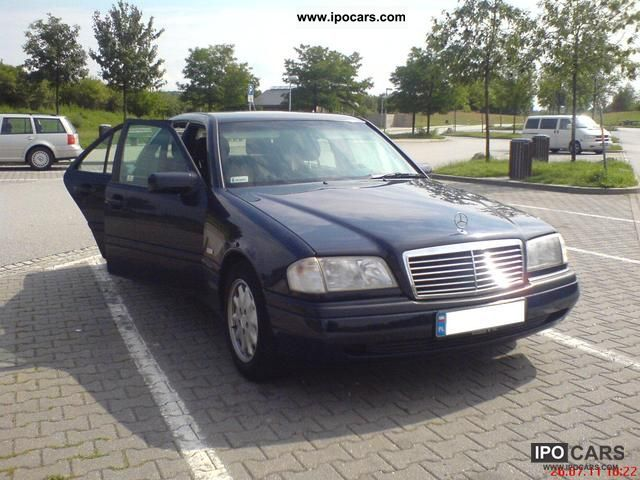 1997 Mercedes-Benz  C 250 Turbodiesel - Esprit Limousine Used vehicle photo
