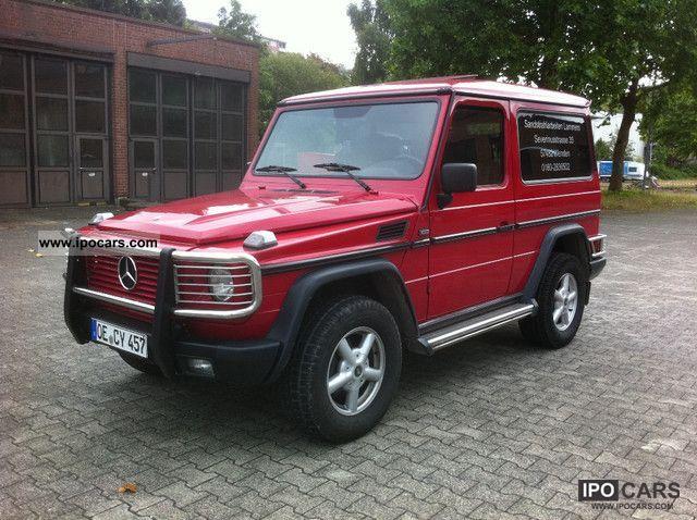 Mercedes Benz G Td Turbo Dg Truck Approval Lgw