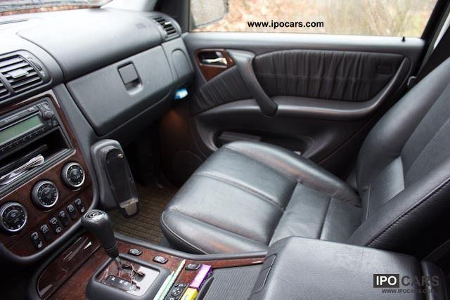 2003 Mercedes Benz Ml 270 Cdi Car Photo And Specs
