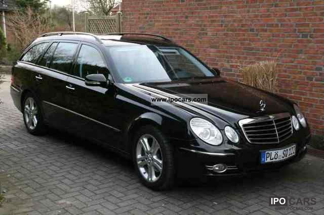 2007 mercedes benz e 280 cdi avantgarde automatic 4matic dpf car photo and specs. Black Bedroom Furniture Sets. Home Design Ideas