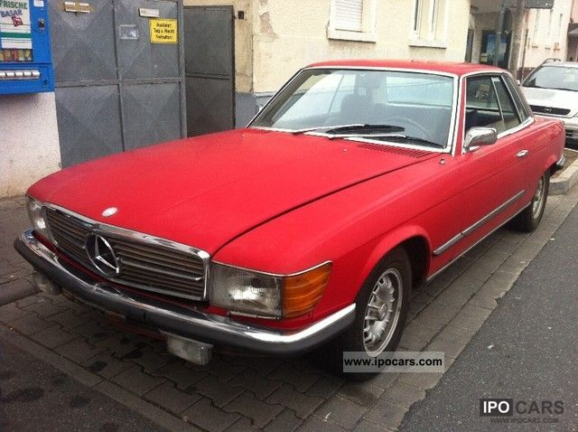 1972 Mercedes-Benz  SLC 350 / 2.Hand / ATM at 153 000 / Org state Sports car/Coupe Used vehicle photo