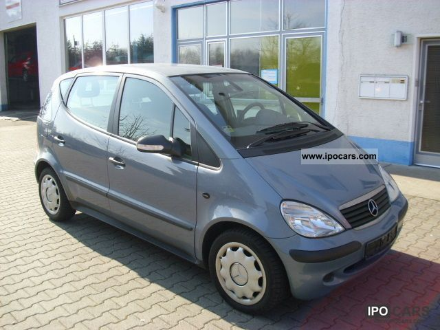2003 mercedes benz a 170 cdi l classic style car photo and specs. Black Bedroom Furniture Sets. Home Design Ideas