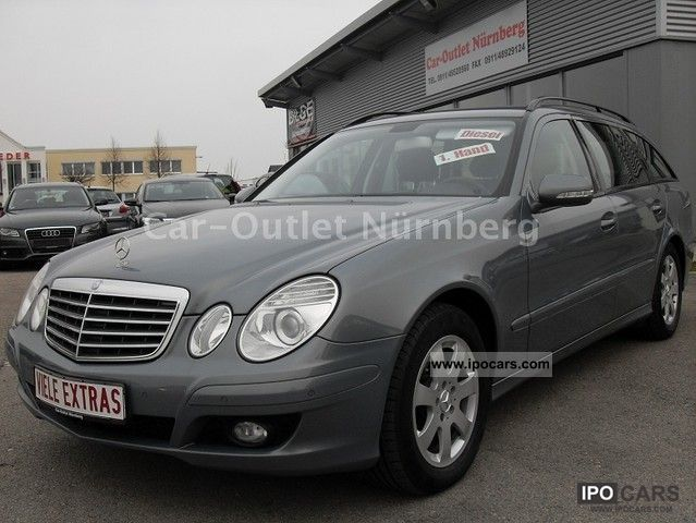 2006 Mercedes-Benz  E 280 CDI 7G-TRONIC DPF Shz * PDC * NAVI * Mod2007 Estate Car Used vehicle photo