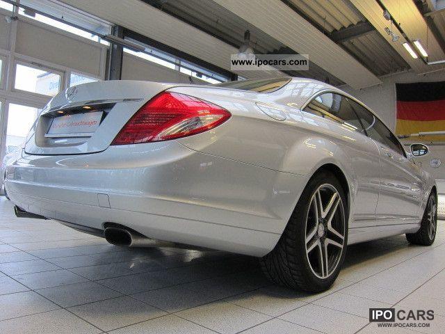 2007 mercedes benz cl 500 night vision camera keyless go for Mercedes benz keyless go