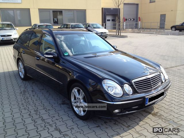 mercedes e 280 cdi avantgarde 2005 galleria di automobili. Black Bedroom Furniture Sets. Home Design Ideas