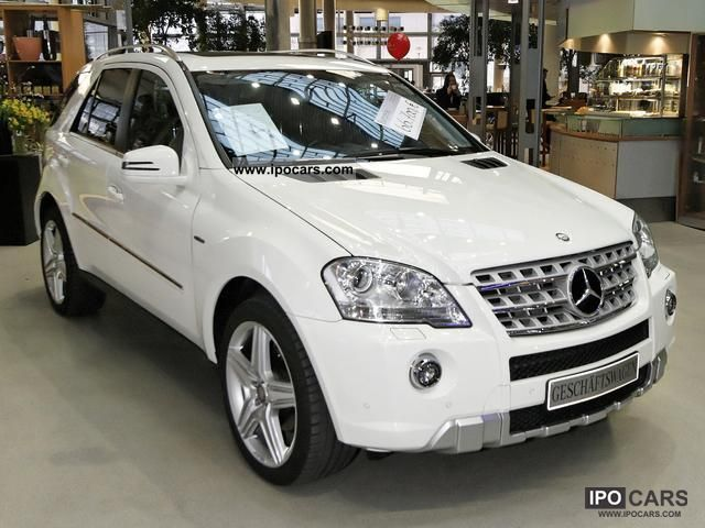 2011 mercedes benz ml 300 cdi 4 matic memory amg style for Mercedes benz ml 300