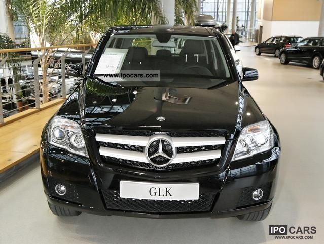2011 Mercedes-Benz  GLK 350 BlueEFF. Sitzhzg 4Matic. Off-road Vehicle/Pickup Truck Demonstration Vehicle photo