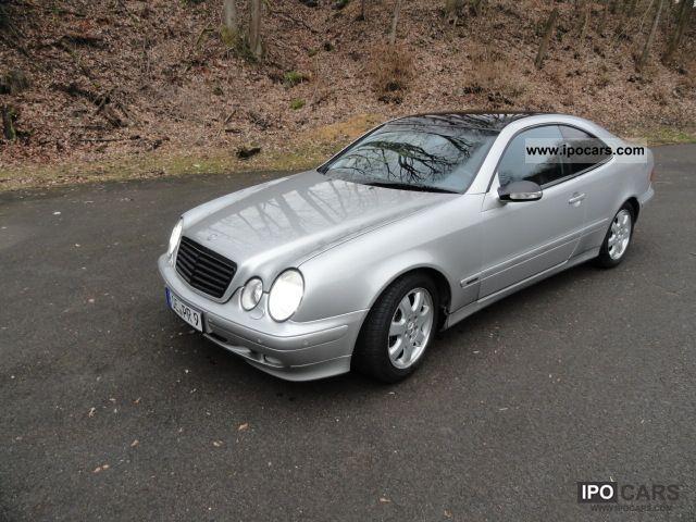 2001 mercedes benz clk 320 avantgarde coupe car photo for 2001 mercedes benz clk320