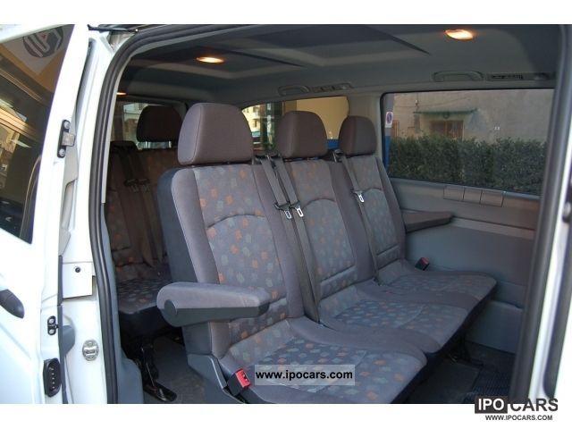 2007 mercedes-benz vito 115 cdi long dpf aut. - car photo and specs