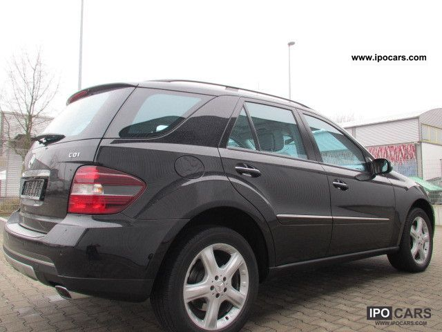 2006 mercedes benz ml 320 cdi 4matic 7g tronic dpf 1 hand nur 97tkm car photo and specs. Black Bedroom Furniture Sets. Home Design Ideas