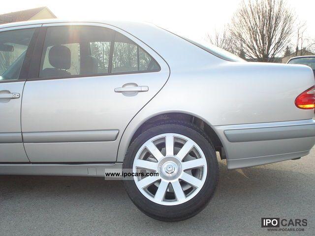 1999 Mercedes-Benz  E 200 Classic Limousine Used vehicle photo