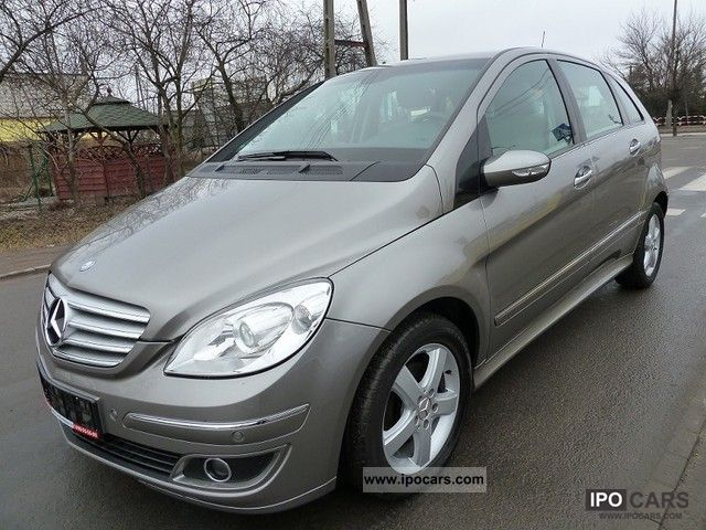 2007 Mercedes-Benz  B * 180 * AVANTGARDE PRZEPIĘKNA * BEZWYPADKOWA * Other Used vehicle photo