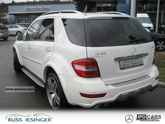2008 mercedes benz ml 63 amg keylessgo distronic for 2008 mercedes benz truck
