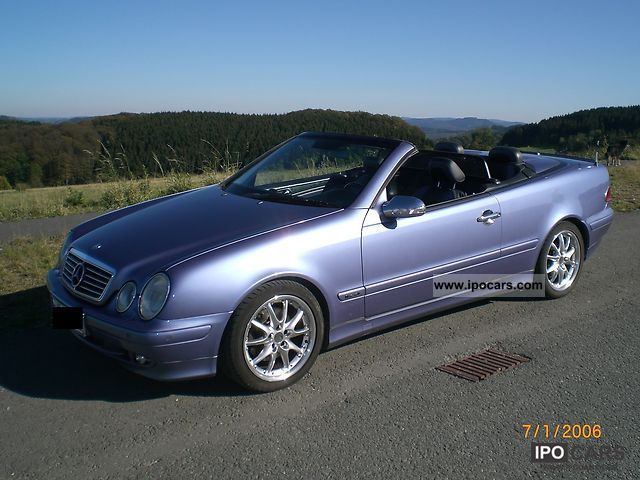 2000 mercedes benz clk 320 avantgarde lpg prins car photo and specs. Black Bedroom Furniture Sets. Home Design Ideas