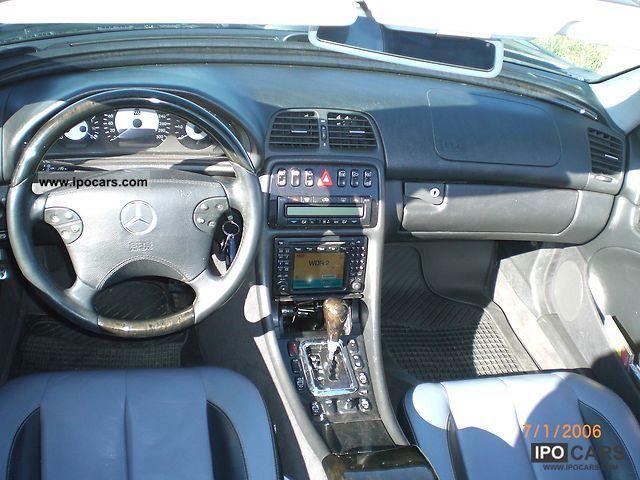 2000 mercedes-benz clk 320 avantgarde * lpg prins * - car photo