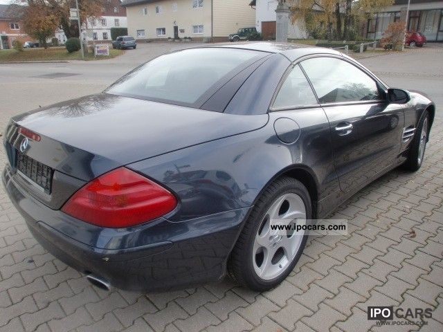 2005 Mercedes Benz Sl 350 Automatic Comand Keyless Bi