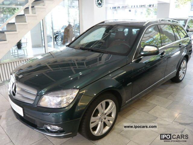 2008 Mercedes-Benz  C 320 CDI 4M T 7G-garde Xen / Le / DVD / Nav / PD Estate Car Used vehicle photo