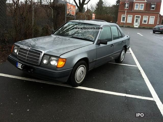 1989 mercedes benz 230 e car photo and specs for 1989 mercedes benz