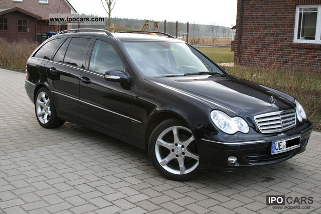 2005 mercedes benz c 220 t cdi avantgarde automatic dpf. Black Bedroom Furniture Sets. Home Design Ideas