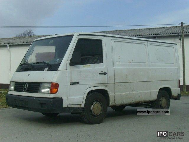 1994 mercedes benz mb 100 d 1 hand power truck mot 12 for Mercedes benz mb100d
